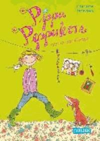 Pippa Pepperkorn 01: Pippa Pepperkorn neu in der Klasse.