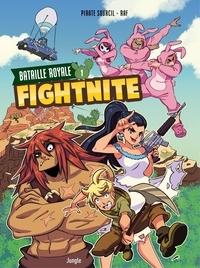 Pirate Sourcil et  Raf - Fightnite - Tome 1.