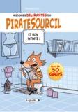 Piratesourcil - Les histoires délirantes du piratesourcil Tome 1 : .