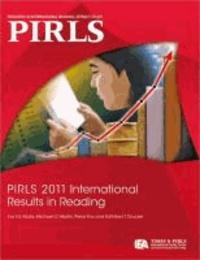 PIRLS 2011 International Results in Reading.