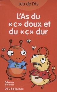 "Nancy Gagné - L'As du ""c"" doux et du ""c"" dur - Jeu de l'As."