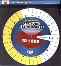Nathalie Lehoux - La roue de la lecture des nombres.