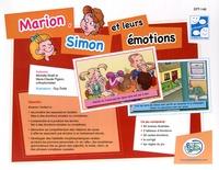 Michelle Khalil et Marie-Claude Pigeon - Marion, Simon et leurs émotions.