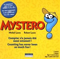 Michel Lyons et Robert Lyons - Mystero - Compter n'a jamais été aussi amusant !.