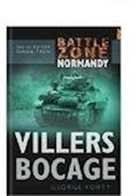 Pitkin - Battle Zone Normandy - Villers Bocage.