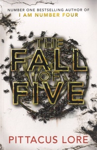 Pittacus Lore - The Fall of Five.