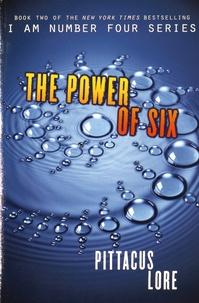 The Lorien Legacies - Book 2, The Power of Six.pdf