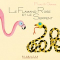 Pittau - Le flamant rose et le serpent.