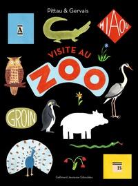 Pittau et  Gervais - Visite au zoo.