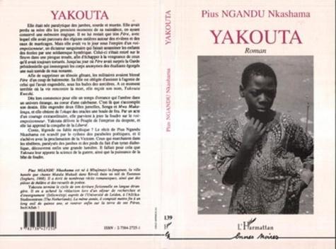 Pius Ngandu Nkashama - Yakouta.
