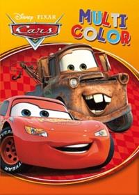 Pixar - Cars Multicolor.