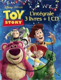 Pixar - Coffret Toy Story l'intégrale. 1 CD audio