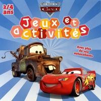 Pixar - Jeux et activités 2/4 ans.