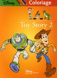 Pixar et  Disney - Toy Story 2 - Coloriage Orange.