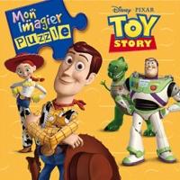 Pixar - Toy story, mon imagier puzzle.