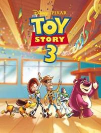 Pixar - Toys Story 3.