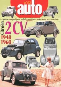 Pixel press studio - Citroën 2 CV (1948-1960).