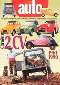 Pixel press studio - Citroën 2 CV (1961-1990).