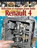 Pixel press studio - Réfection et réglages d'une boîte Renault 4 - Restaurer pas à pas.