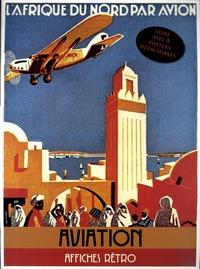 Lemememonde.fr Aviation, affiches rétro - Avec 8 posters détachables Image
