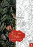 Place des Victoires - Jardins d'Eden - 70 coloriages anti-stress.