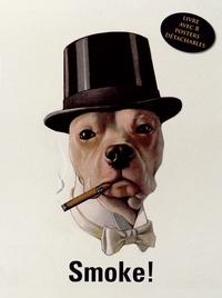 Galabria.be Smoke! - Livre avec 8 posters détachables Image