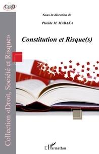 Placide Mukwabuhika Mabaka - Constitution et risque(s).