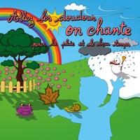 Dominique Guérin-Blachère - Allez les doudous, on chante pour la pluie et le beau temps. 1 CD audio