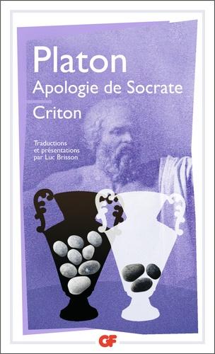 Apologie de Socrate. Criton  édition revue et corrigée