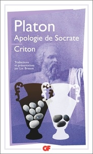 Livres anglais téléchargement gratuit pdf Apologie de Socrate  - Criton par Platon  in French 9782081419162
