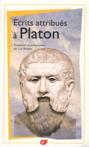 Ecrits attribués à Platon