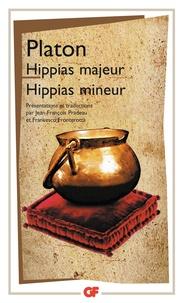 Platon - Hippias majeur.Hippias mineur.