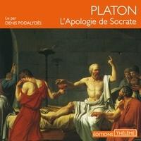 Platon et Denis Podalydès - L'apologie de Socrate.