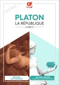 Ebook rapidshare télécharger La République  - Livre V en francais 9782081488113 iBook PDF DJVU par Platon