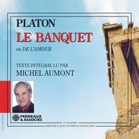 Platon et Michel Aumont - Le Banquet.