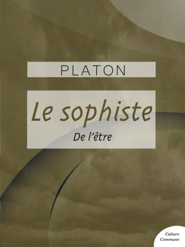 Le Sophiste - 9782363078025 - 1,99 €