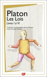 Platon - Les Lois - Livres I à VI.