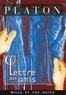 Platon - Lettre aux amis.