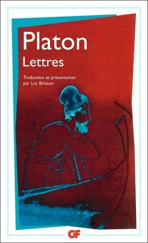 Platon - Lettres.