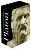 Platon - Oeuvres complètes - Coffret en 2 volumes.