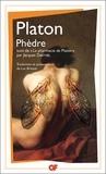 Platon - Phèdre - Suivi de La pharmacie de Platon.