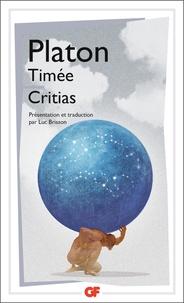 Platon - Timée ; Critias.