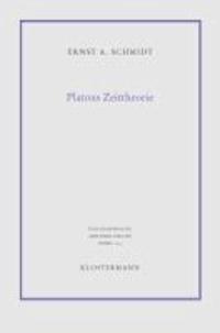 """Platons Zeittheorie - Kosmos, Seele, Zahl und Ewigkeit im """"Timaios""""."""