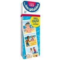 Play Bac - 250 quiz pour réviser du CE1 au CE2.