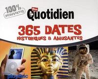 Play Bac - 365 dates historiques et amusantes - Mon Quotidien.
