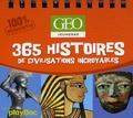Play Bac - 365 histoires de civilisations incroyables.