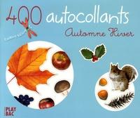 Play Bac - 400 autocollants automne-hiver.