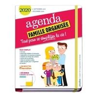 Play Bac et  Ultraviolette - Agenda Famille organisée - Tout pour se simplifier la vie !.