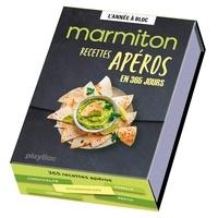 Play Bac - Calendrier 365 recettes Apéro avec Marmiton.