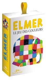 Play Bac - Elmer - Le jeu des couleurs.
